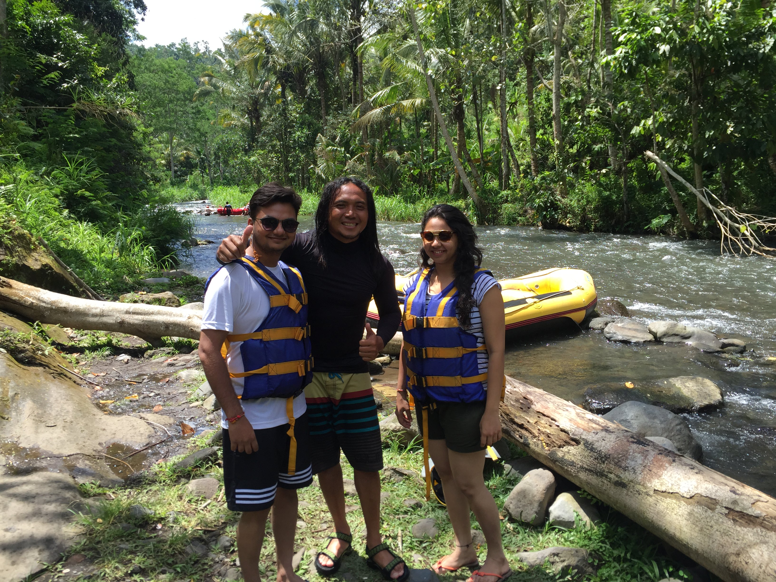 Alam Amazing Adventures : Wildest Experience of White Water River Rafting in Bali, Indonesia