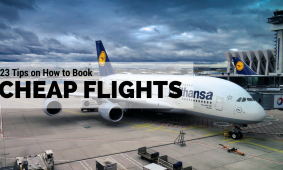 23 Tips on How to Book Cheap Flights