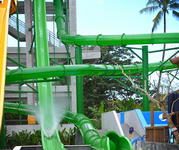 Waterbom Bali,  The Amazing Asia's #1 Waterpark