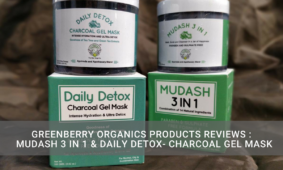 GreenBerry Organics Product Reviews : Mudash 3 in 1