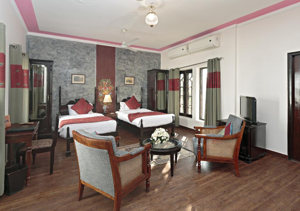 A Royal Stay At Ranbanka Palace Heritage Hotel in Jodhpur